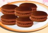 لعبة طبخ دوائر الشوكولاتة