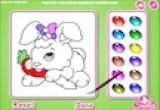 العاب تلوين حيوانات للاطفال