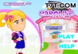 لعبة تجهيز البنت للذهاب للمدرسة