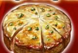 لعبة طبخ اسرع بيتزا كثيفة
