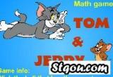 لعبة توم وجيري واسئلة الرياضيات