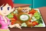 لعبة طبخ الارنب
