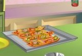 العاب طبخ رغيف البيتزا الفرنسي