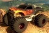 لعبة سيارة الوحش2014