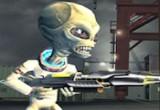 لعبة اكشن قتال الفضاء
