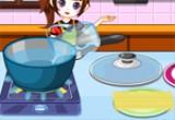 العاب طبخ أكلات شعبية