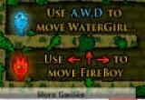 العاب الماء و النار الأصلية