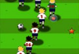 لعبة تدريب فريق الكرة للبطولة