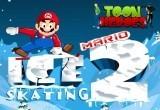 العاب ماريو و تزحلق الجليدي