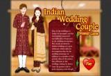 لعبة أزياء العروس الهندي