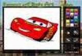 لعبة تلوين السيارات