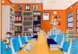 لعبة ديكور غرفة المكتبة 2016