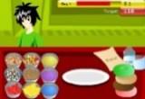 لعبة بيع الحلويات اللذيذة