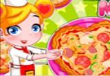 لعبة طبخ بيتزا هت الشهية