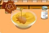 لعبة تجهيز طبق الحلى