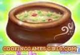العاب طبخ شوربة الملفوف المخلل