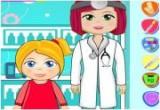 العاب جراحة مستشفى الآطفال
