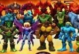 لعبة غورميتي  أبطال القوة