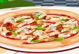 لعبة التوصيل السريع للبيتزا