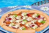 لعبة تقديم بيتزا هت الذيذة
