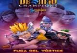 لعبة محاربي السندوكاي دباب الشرطي