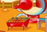 لعبة مصنع الشبس المطعم بالبطاطا