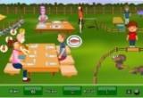 العاب مطعم الحديقة السحرية