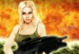 فتاة الادغال المقاتلة
