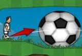 لعبة استخدام العقل في اهداف كرة القدم