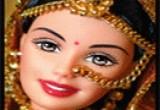 لعبة  باربي و الزي الهندي