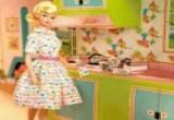 لعبة باربي و المطبخ