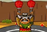 لعبة بالونات الشريف المكسيكي