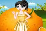 لعبة باربي والبرتقالة