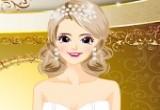 لعبة ازياء العروسة السعيدة