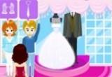 لعبة تلبيس احلى عروسين