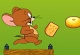مغامرات جيري مع قطعة الجبنة