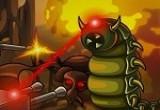 لعبة حرب الحشرات بالمدافع