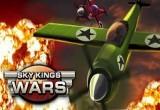 لعبة حرب القصف على الطائرات