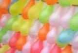 لعبة بالونات العيد