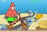 لعبة بسيط و الدراجة الخشبية