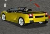 لعبة سباق سيارات 2014