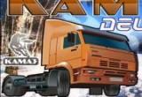 لعبة شاحنة توصيل الباطون