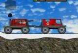 لعبة الشاحنة التي لا تقهر