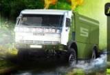 لعبة سباق شاحنة  داكار الدولي