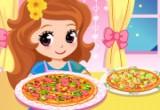 لعبة طبخ وتزيين البيتزا