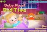 لعبة الطفلة عسلي و وقت النوم