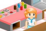 لعبة عشق طبخ الكيك