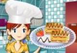 لعبة طبخ عجينة الفطير