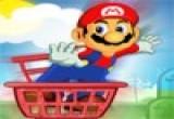 ماريو و عربة التسوق