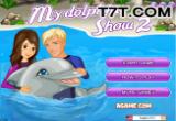 لعبة الدلفين صديق الجماهير